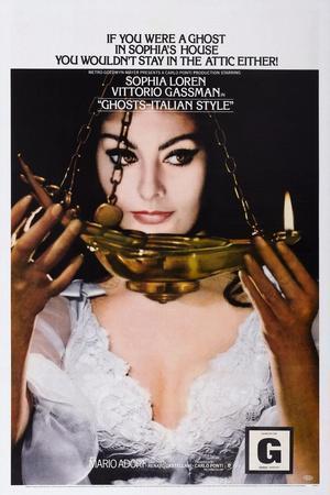 Ghosts, Italian Style, Sophia Loren, 1967