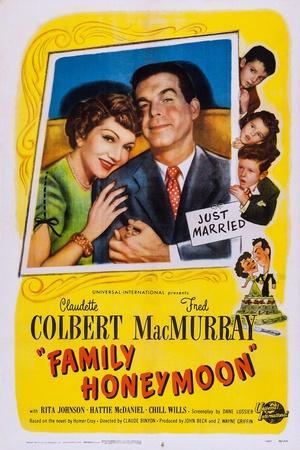 Family Honeymoon, 1949