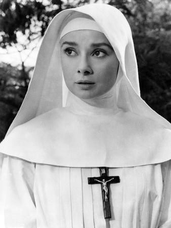 The Nun's Story, Audrey Hepburn, 1959