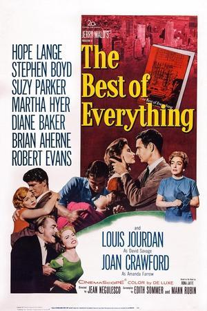 The Best of Everything, 1959