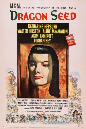 Dragon Seed, Katharine Hepburn, 1944