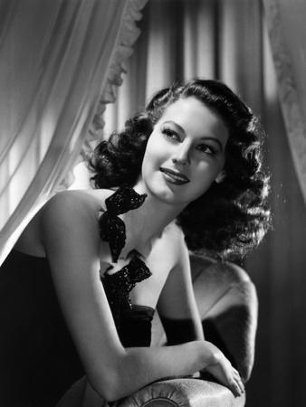 Ava Gardner, Ca. Late 1940s