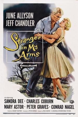 Stranger in My Arms, Jeff Chandler, June Allyson, 1959