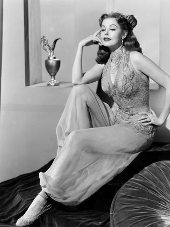 Desert Legion, Arlene Dahl, 1953