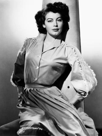My Forbidden Past, Ava Gardner, 1951