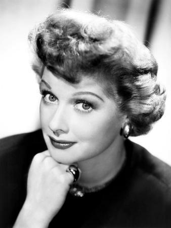 Lucille Ball, Ca. Early 1950s