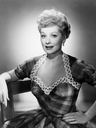 Lucille Ball, Ca. 1950
