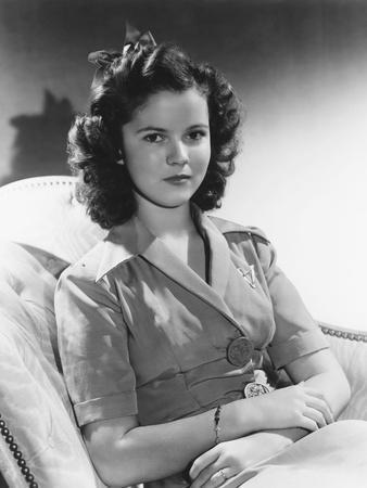 Kathleen, Shirley Temple, 1941