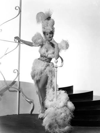 Meet the People, Lucille Ball, in a Costume by Irene, 1944