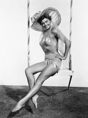 Texas Carnival, Esther Williams, 1951