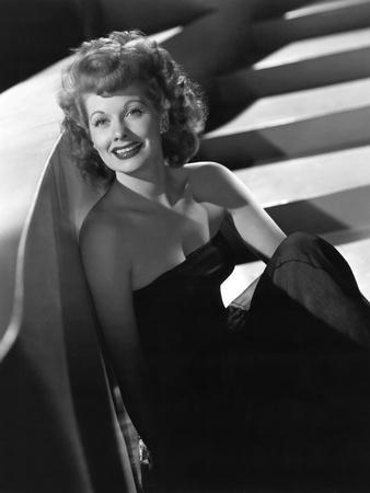 Lucille Ball, 1943