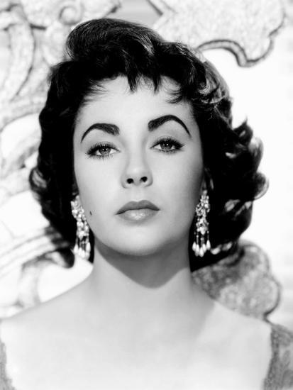 Elizabeth Taylor 1953 Photo At Allposters Com