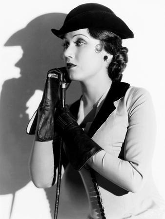 The Texan, Fay Wray, 1930