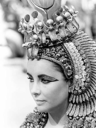 Cleopatra, Elizabeth Taylor, 1963