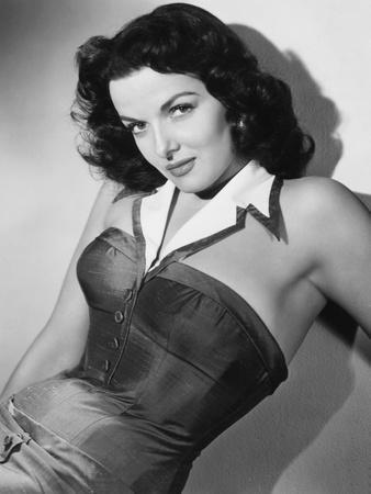 Jane Russell, Ca. 1950