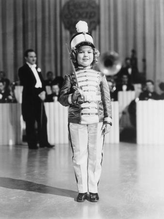 Poor Little Rich Girl, Shirley Temple, 1936