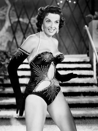 The French Line, Jane Russell, 1954