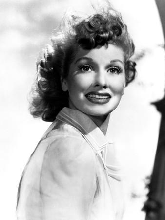 Lucille Ball, Ca. 1940