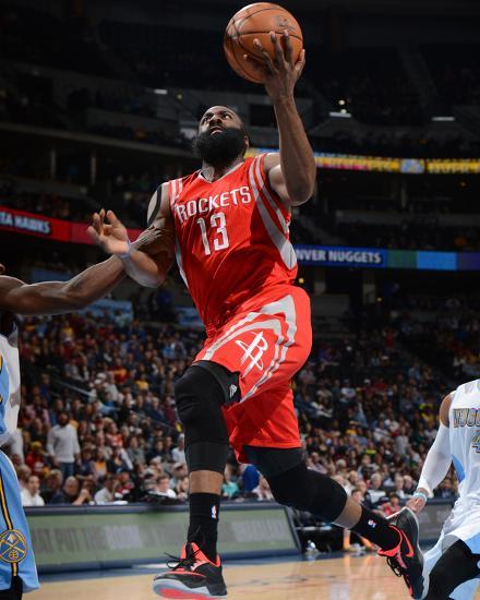 Houston Rockets Vs Denver Nuggets: Houston Rockets V Denver Nuggets Photo By Garrett Ellwood