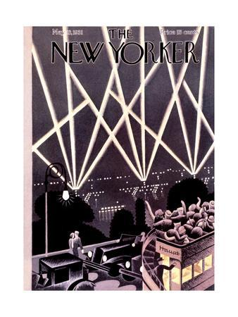 The New Yorker Cover - May 16, 1931