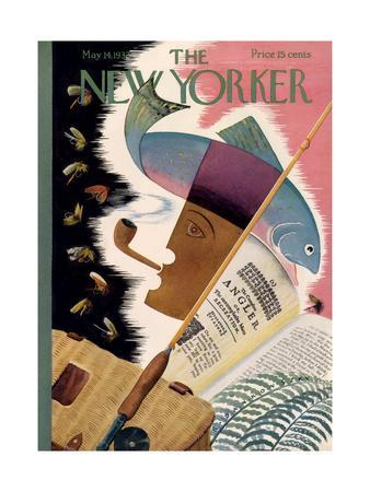 The New Yorker Cover - May 14, 1932