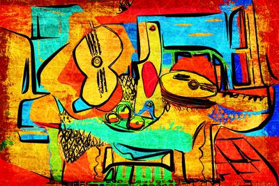 Picasso Style