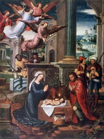 The Nativity, C1500-1550