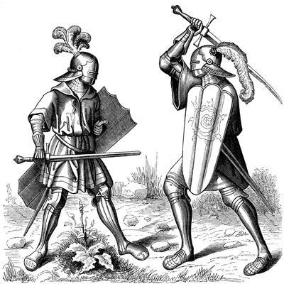 Single Combat, 15th Century