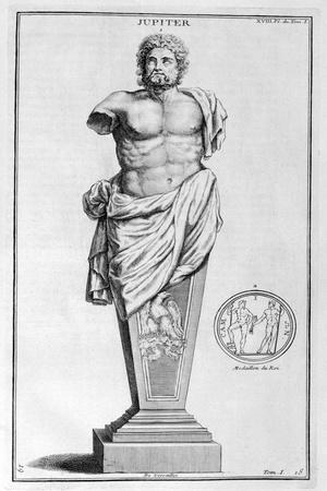 Jupiter, 1757
