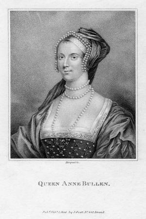 Queen Anne Bullen, 1806