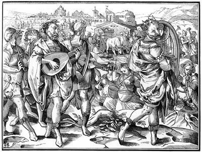 Wandering Minstrels, 1574