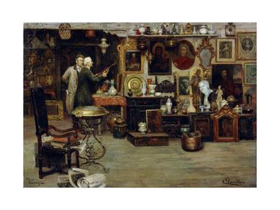 The Curiosity Shop, 19th Century