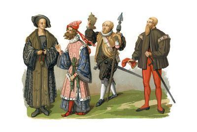 Costumes, 16th Century