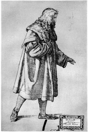 Albrecht Durer, 1840