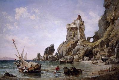 Salerno, Italy, 1849