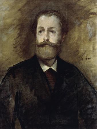 Portrait of Antonin Proust, 1877-1880
