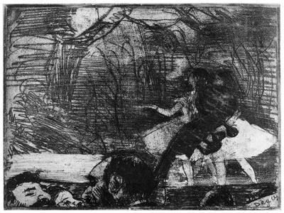 Sur La Scene, C1850-1910