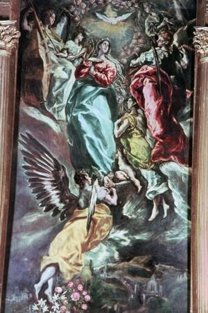 The Assumption of the Virgin, C1613