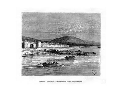Campeche, Yucatán, Mexico, 19th Century
