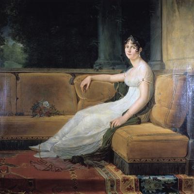 Empress Josephine at Malmaison, C1801