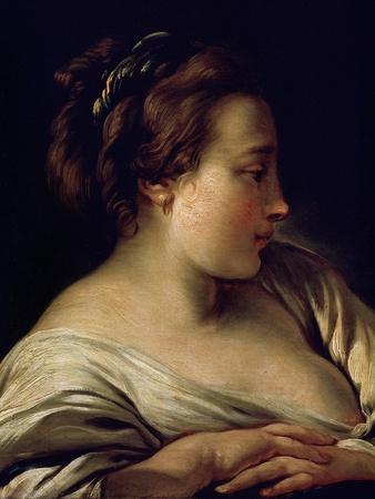 Head of a Girl, 18th Century