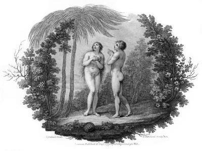 Adam and Eve, 1796
