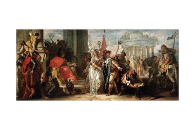 The Magnanimity of Scipio Africanus, C1727-1769