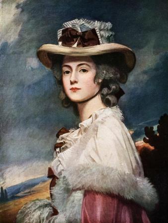 Mrs Davies Davenport, 1782-1784