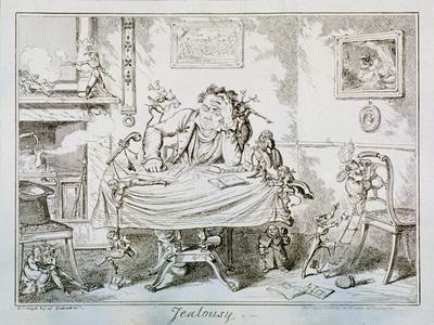 Jealousy, 1835