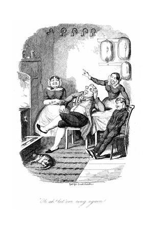 Oh Ah! Let 'Em Ring Again!, 1847