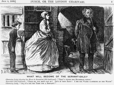 What Will Become of the Servant-Gals?, 1865