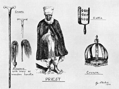 Insignia of Priesthood, 1912