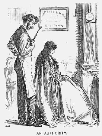 An Authority, 1866
