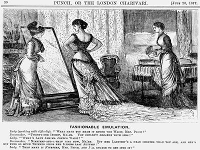 Fashionable Emulation, 1877